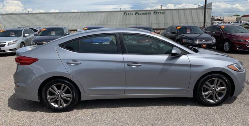 2017 Hyundai Elantra Limited 4dr Sedan (US midyear release) - Idaho Falls ID