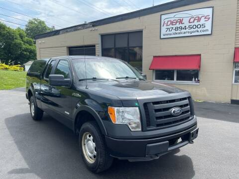 2012 Ford F-150 for sale at I-Deal Cars LLC in York PA