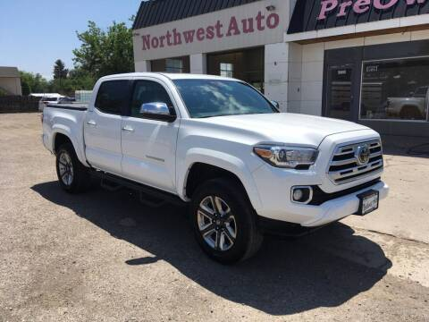 2019 Toyota Tacoma for sale at Northwest Auto Sales & Service Inc. in Meeker CO