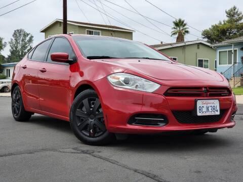 2013 Dodge Dart for sale at Gold Coast Motors in Lemon Grove CA