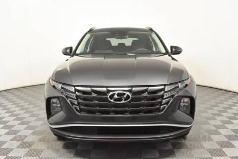 2022 Hyundai Tucson for sale at Southern Auto Solutions-Jim Ellis Hyundai in Marietta GA