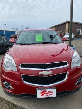 2014 Chevrolet Equinox for sale at Four Guys Auto in Cedar Rapids IA