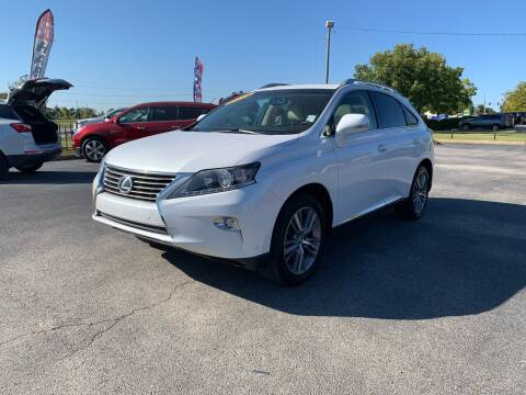 2015 Lexus RX 350 for sale at Bagwell Motors in Lowell AR
