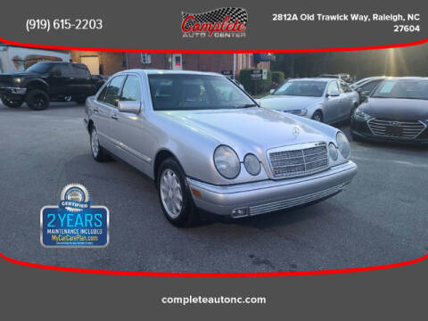 1998 Mercedes-Benz E-Class for sale at Complete Auto Center , Inc in Raleigh NC