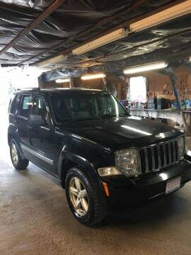 2008 Jeep Liberty for sale at Lavictoire Auto Sales in West Rutland VT