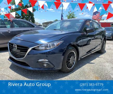 2015 Mazda MAZDA3 for sale at Rivera Auto Group in Spring TX