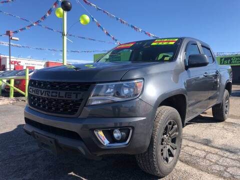 2016 Chevrolet Colorado for sale at 1st Quality Motors LLC in Gallup NM
