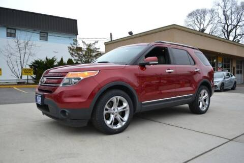 2014 Ford Explorer for sale at Father and Son Auto Lynbrook in Lynbrook NY