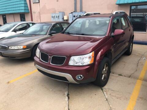 2008 Pontiac Torrent for sale at Cargo Vans of Chicago LLC in Mokena IL