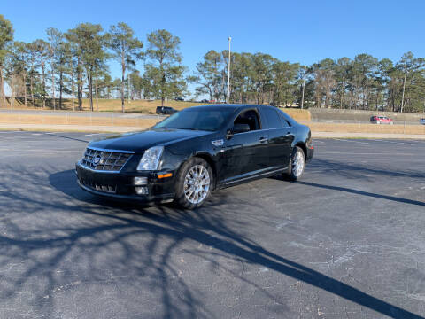 2010 Cadillac STS for sale at SELECT AUTO SALES in Mobile AL