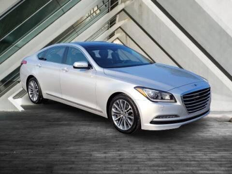 2017 Genesis G80 for sale at Midlands Auto Sales in Lexington SC