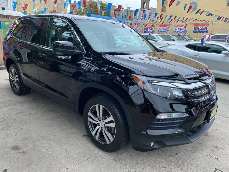 2018 Honda Pilot for sale at Elite Automall Inc in Ridgewood NY