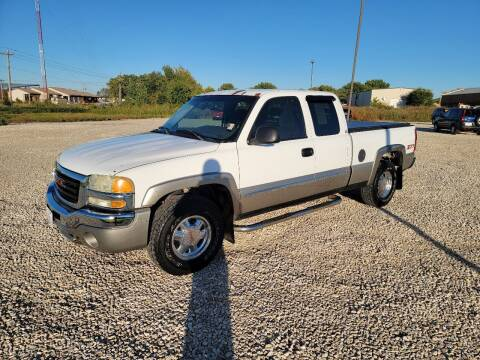 2003 GMC Sierra 1500 for sale at De Anda Auto Sales in Storm Lake IA