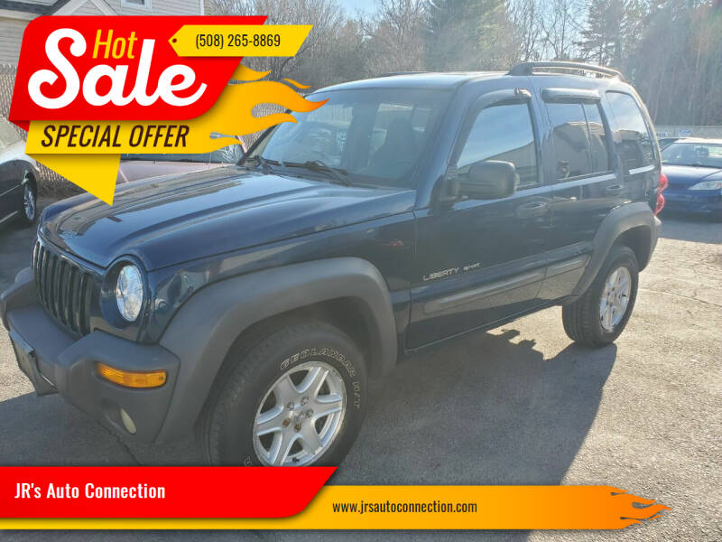 2002 Jeep Liberty for sale at JR's Auto Connection in Hudson NH