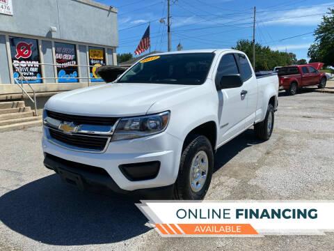 2017 Chevrolet Colorado for sale at Bagwell Motors Springdale in Springdale AR
