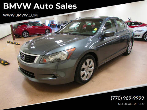 2008 Honda Accord for sale at BMVW Auto Sales in Union City GA