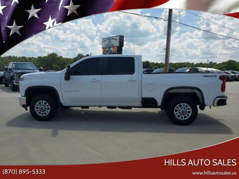2021 Chevrolet Silverado 2500HD for sale at Hills Auto Sales in Salem AR