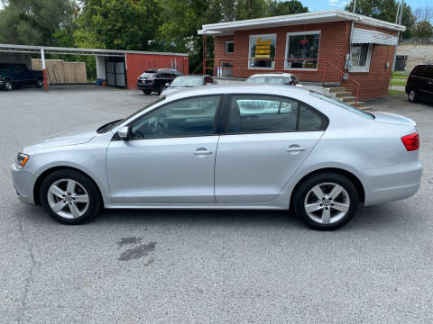 2012 Volkswagen Jetta for sale at Lewis Used Cars in Elizabethton TN