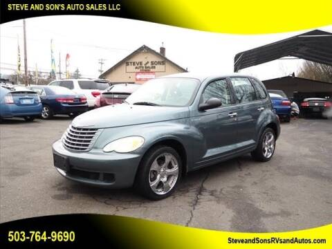 2006 Chrysler PT Cruiser for sale at Steve & Sons Auto Sales in Happy Valley OR