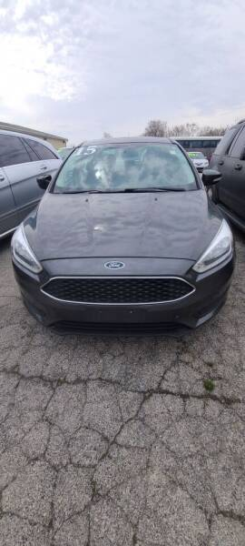 2015 Ford Focus for sale at Chicago Auto Exchange in South Chicago Heights IL