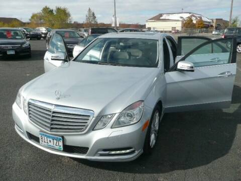 2011 Mercedes-Benz E-Class for sale at Prospect Auto Sales in Osseo MN