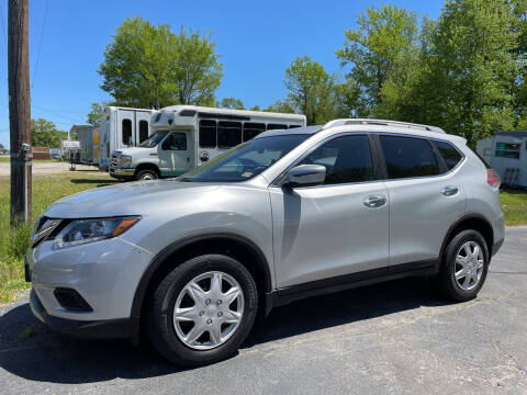 2016 Nissan Rogue for sale at East Coast Auto Brokers in Chesapeake VA
