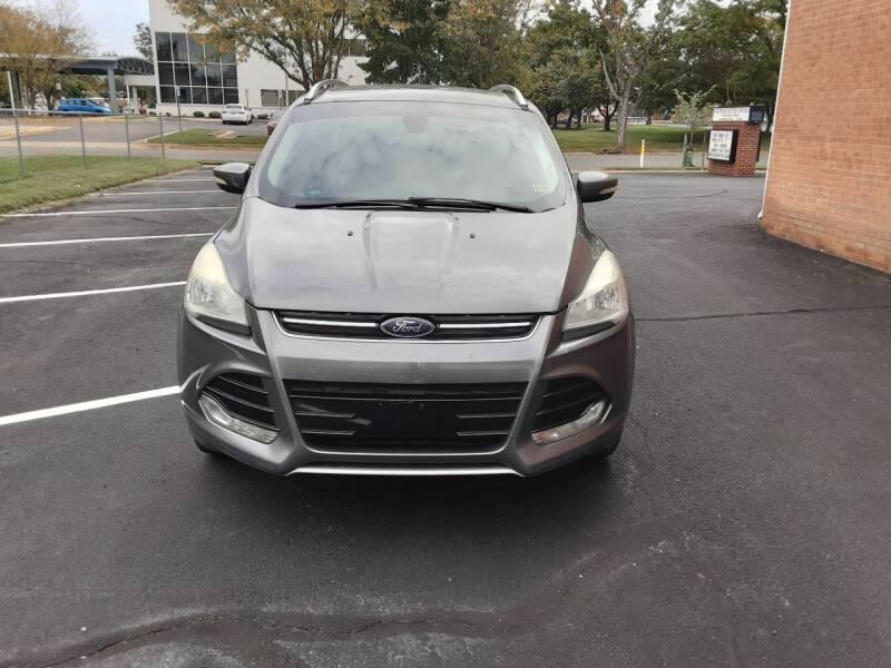 2014 Ford Escape for sale at Fredericksburg Auto Finance Inc. in Fredericksburg VA