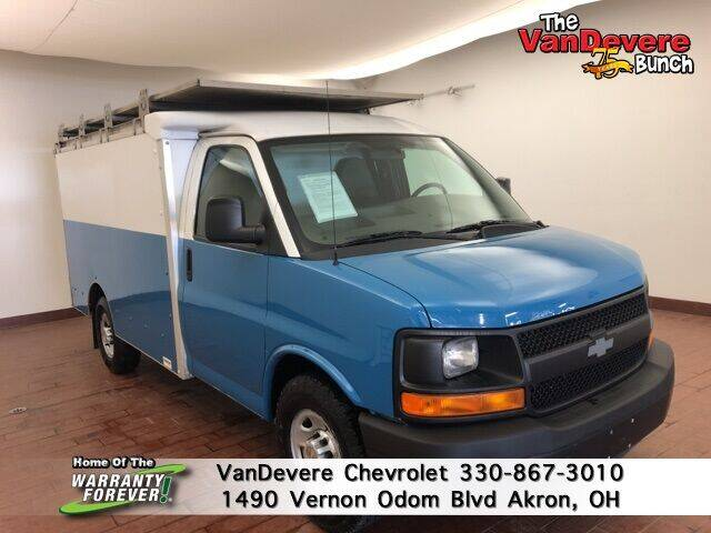 2014 Chevrolet Express Cutaway for sale in Akron, OH