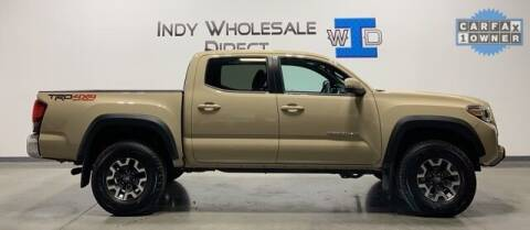 2019 Toyota Tacoma for sale at Indy Wholesale Direct in Carmel IN
