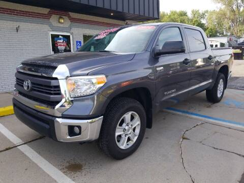 2014 Toyota Tundra for sale at Motor City Automotive of Michigan in Flat Rock MI