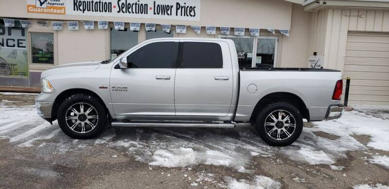 2014 RAM Ram Pickup 1500 for sale at HomeTown Motors in Gillette WY