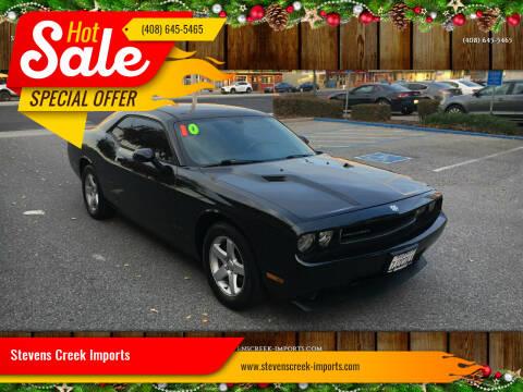 2010 Dodge Challenger for sale at Stevens Creek Imports in San Jose CA