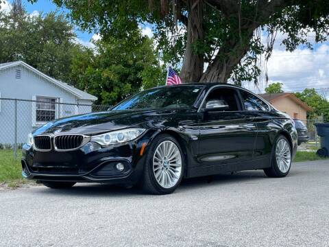 2016 BMW 4 Series for sale at Auto Direct of South Broward in Miramar FL