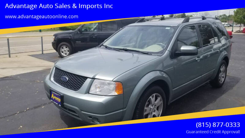 2005 Ford Freestyle for sale at Advantage Auto Sales & Imports Inc in Loves Park IL