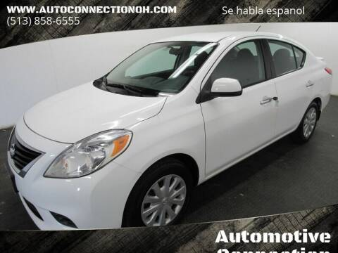 2014 Nissan Versa for sale at Automotive Connection in Fairfield OH