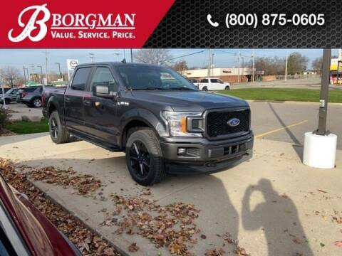 2020 Ford F-150 for sale at BORGMAN OF HOLLAND LLC in Holland MI