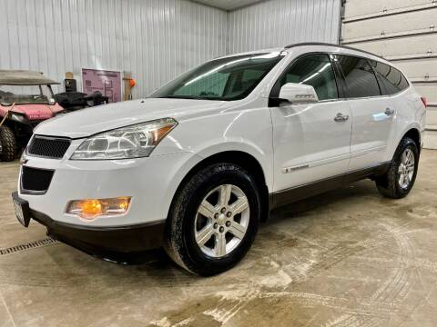 2009 Chevrolet Traverse for sale at S&J Auto Sales in South Haven MN