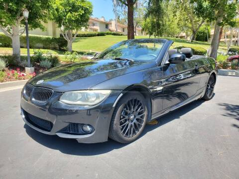 2011 BMW 3 Series for sale at E MOTORCARS in Fullerton CA