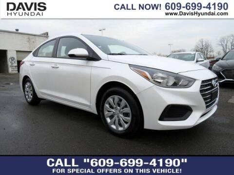 2020 Hyundai Accent for sale at Davis Hyundai in Ewing NJ