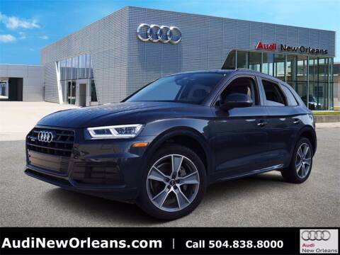 2019 Audi Q5 for sale at Metairie Preowned Superstore in Metairie LA