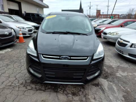 2013 Ford Escape for sale at Six Brothers Auto Sales in Youngstown OH