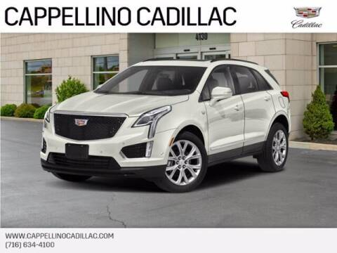 2020 Cadillac XT5 for sale at Cappellino Cadillac in Williamsville NY