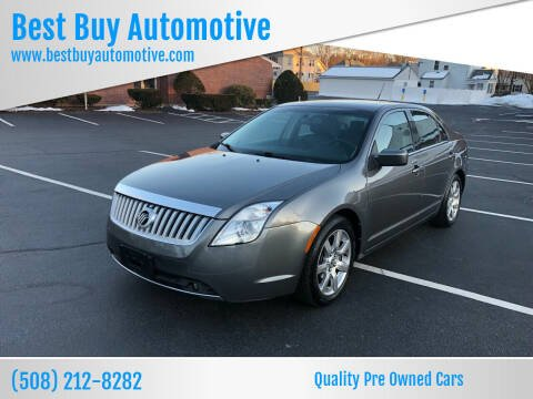 2010 Mercury Milan for sale at Best Buy Automotive in Attleboro MA