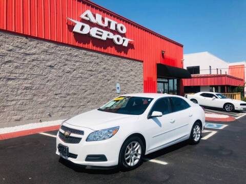 2013 Chevrolet Malibu for sale at Auto Depot of Smyrna in Smyrna TN