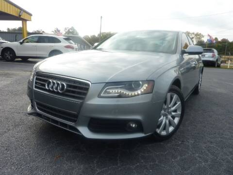 2010 Audi A4 for sale at Roswell Auto Imports in Austell GA