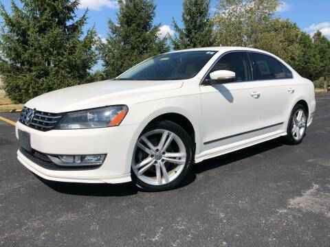 2013 Volkswagen Passat for sale at Car Stars in Elmhurst IL