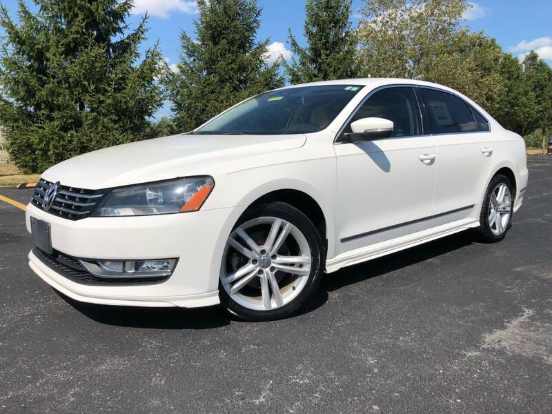 2013 Volkswagen Passat for sale at Car Stars in Elmhurst IL