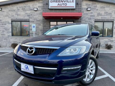 2009 Mazda CX-9 for sale at GREENVILLE AUTO & RV in Greenville WI