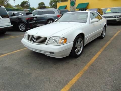 2000 Mercedes-Benz SL-Class for sale at Santa Monica Suvs in Santa Monica CA