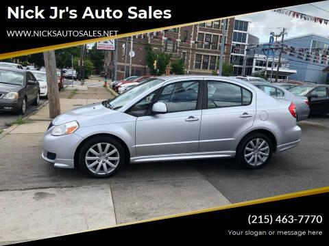 2010 Suzuki SX4 Sport for sale at Nick Jr's Auto Sales in Philadelphia PA